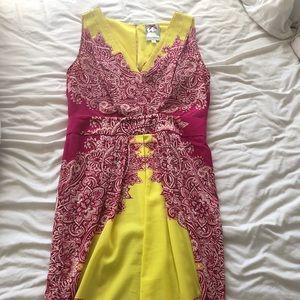 Yoana Baraschi Cocktail Dress